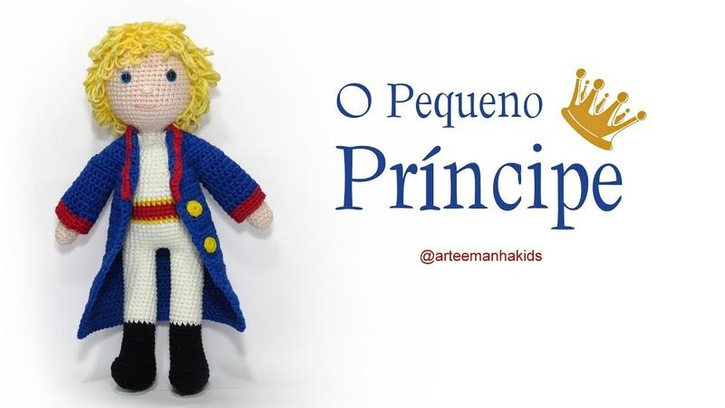 O Pequeno Príncipe - Parte 01 - CORPO