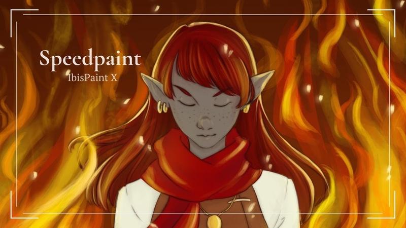 Speedpaint Astarta Photoshop CS6