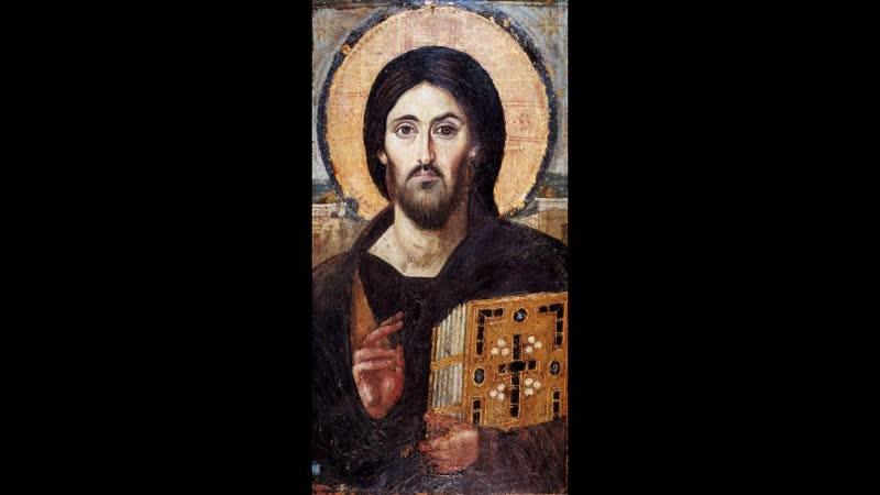Иконография образа Господа Иисуса Христа