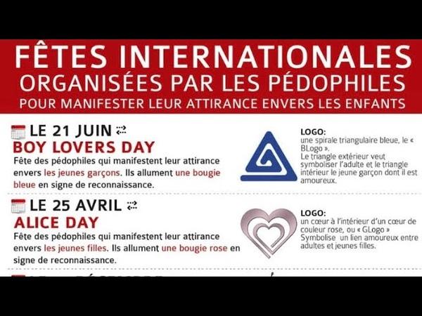 Laurent Louis dénonce la fête des pédophiles des 21 juin et 22 décembre