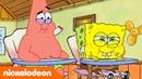 Губка Боб Квадратные Штаны Губка Боб и Патрик Друзья навсегда Nickelodeon Россия