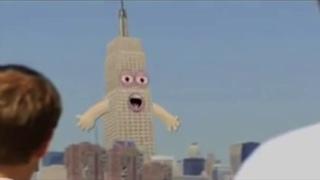 I Am a Building