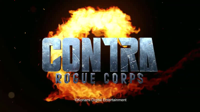 Contra Rogue Corps - Official Red Band Premiere Trailer