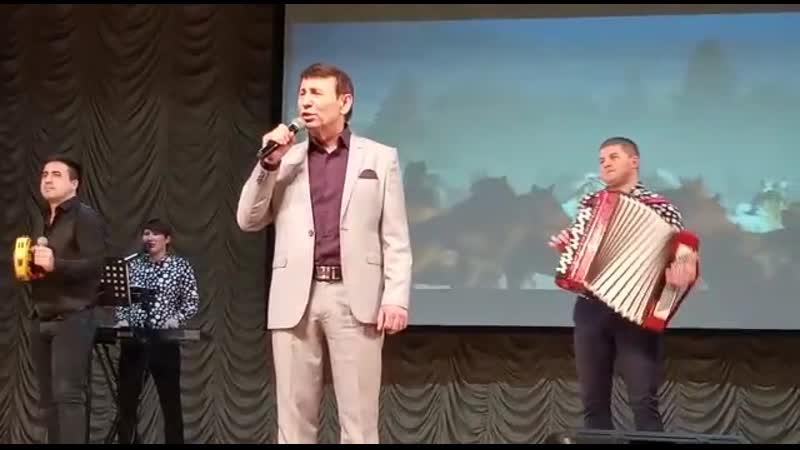 концерт Нэфкать Нигъмэтуллин в Заинске