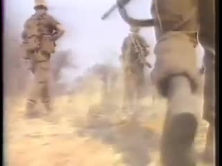 South african defence force 1990s