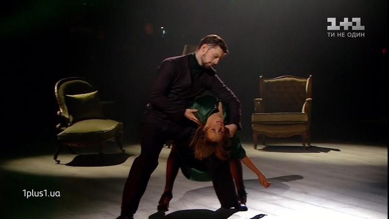 Олена Кравець і Максим Леонов – Танго – Танці з зірками 2019