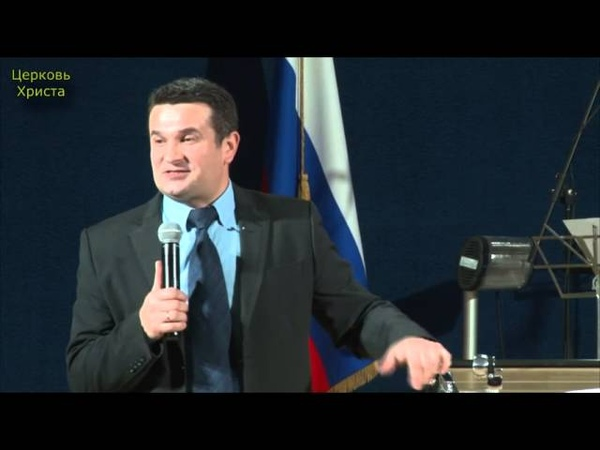 Мы свидетели Иисуса Христа 08.02.2015 Андрей Алексеев Церковь Христа Краснодар