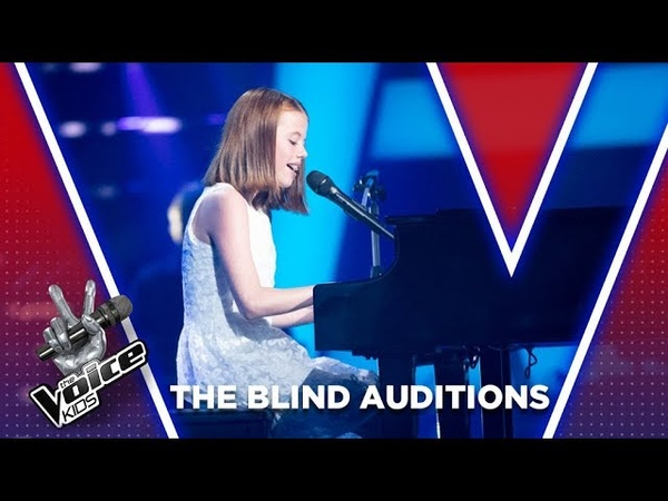 Jasmijn Je Vole The Blind Auditions The Voice Kids Netherlands 2020