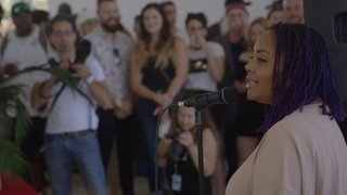 Lalah Hathaway and Bill Laurance - GUM Fest VIP Brunch Performance