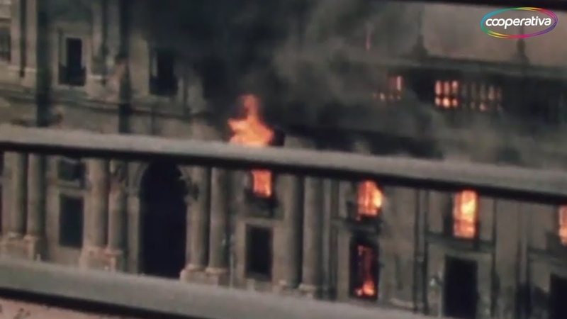 Así vivió Cooperativa el ataque a La Moneda en 1973