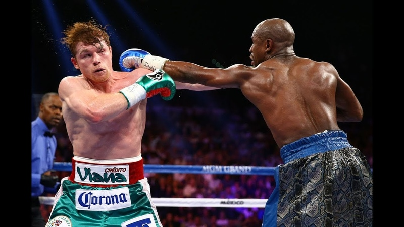 Floyd Mayweather vs Saul Alvarez Ultimate Highlights The level difference