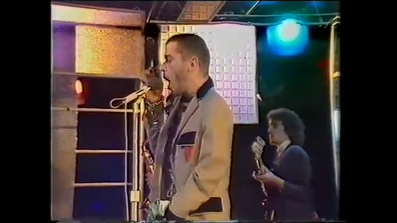 Wham 1983 04 30 George Michael others @ Pop Quizz