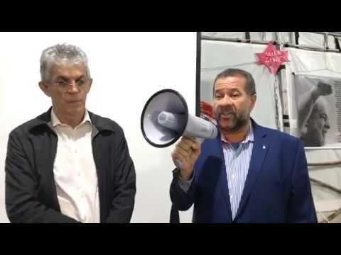 Carlos Lupi presidente do PDT e Ricardo Coutinho do PSB conta detalhes da visita a Lula!