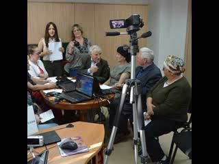 Видеошкола для пенсионеров в Саранске