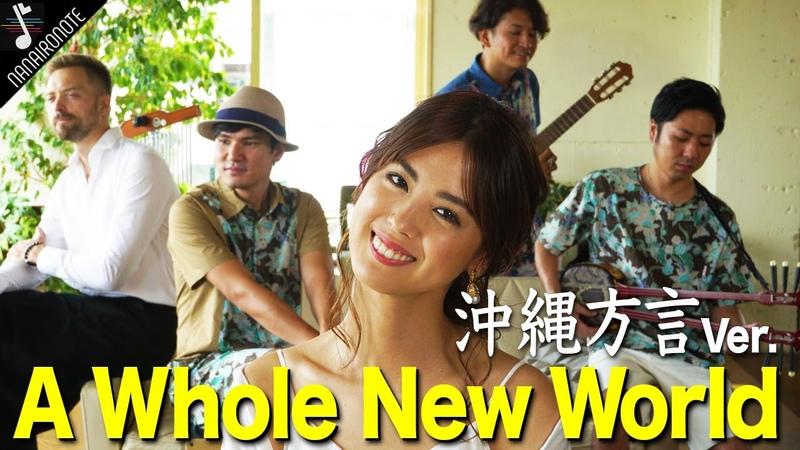 『♪ A Whole New World 』アラジン沖縄方言Ver がまったく何言ってるかわからない!!A