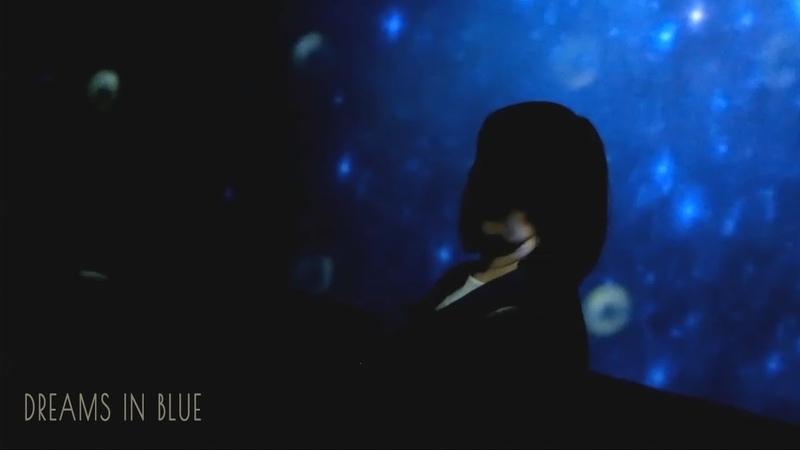 Dreams in Blue A video vignette by Alexei Yuriev