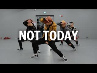 1Million Dance Studio BTS() - Not Today  Dokteuk Crew Choreography