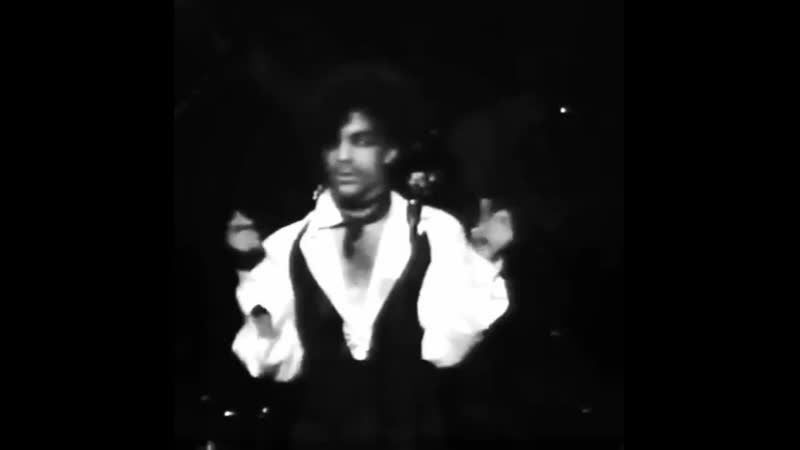 Prince, 1982 Capitol theatre live