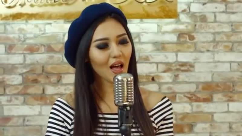 Joe Dassin Et si tu n'existais pas dombyra cover by Made in KZ 360p mp4