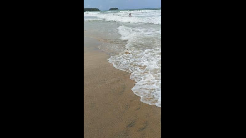 Тайланд. Пхукет, пляж Карон