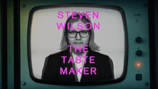 """Steven Wilson - """"The Tastemaker"""" (Music Video) - Exclusive Studio Outtake from The Future Bites"""