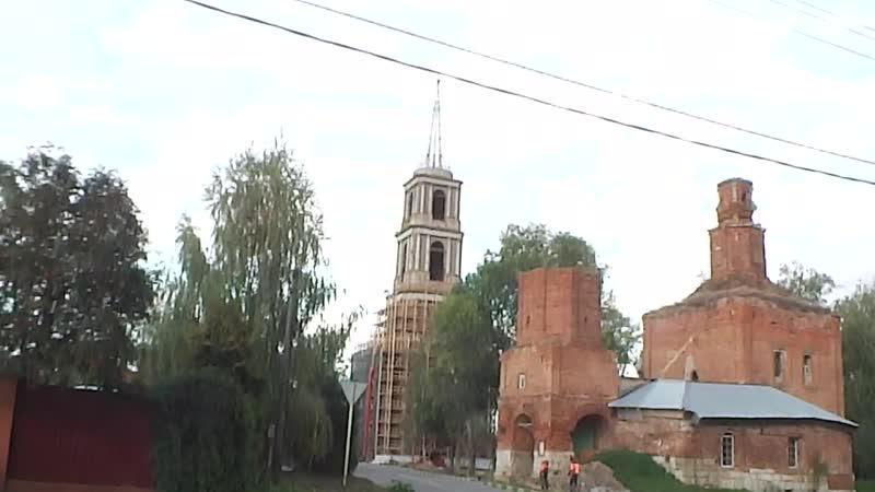 (В-О)-Осень в Венёве....2019г.