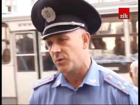Нового очільника ДАІ Чернівецької області зустріли пікетом