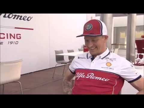 Kimi Räikkönen Toni Vilander - Memories from Kimi's career (English Subtitles)   F1