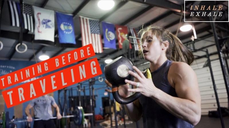 Kristi Eramo | Squat, Pull, Sweat BEFORE LEAVING TO NYC