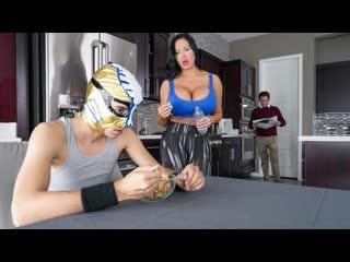 Sybil stallone fuckstyle wrestling (milf, big tits, big ass, blowjob, black hair, latina)