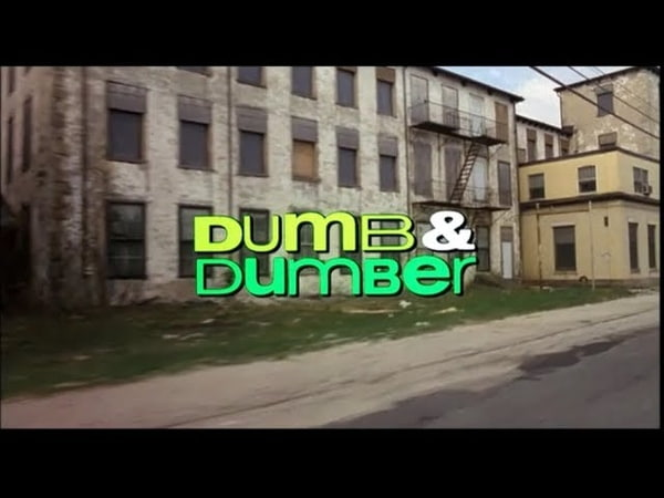 Dumb and Dumber (1994) Music Video