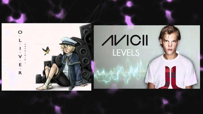 Vocaloid3 Oliver Avicii Levels GHPZ Remix Vocaloid Cover Remix