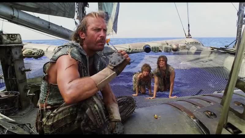 Водный мир США 1995 Боевик Зарубежный фильм Приключения Фантастика смотреть онлайн без регистрации