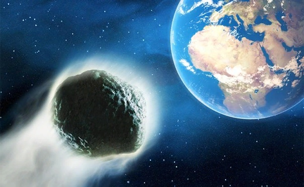 Страшнее, чем COVID-19: К земле летит чудовищных размеров астероид в 90 миллиардов тонн