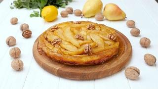 Грушевый тарт татен - Рецепты от Со Вкусом