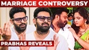 MARRIAGE GIRLFRIEND Rumors - Prabhas Reveals   Anushka Shetty   Saaho