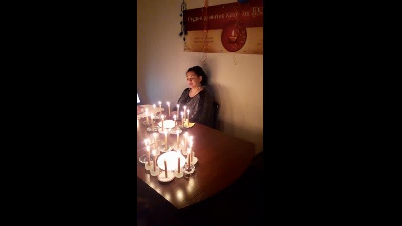 Годовой Свечной ритуал на Весеннее Равноденствие 21 03 20