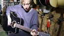 Обзор электроакустической гитары Дредноут Jonson E4110EQ BK