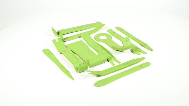 Набор пластиковых съемников Дело Техники для панелей облицовки серия 825