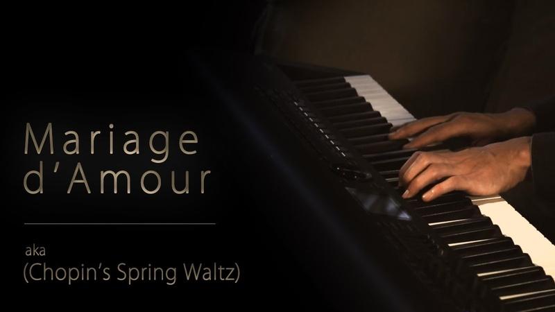 Mariage d Amour Paul de Senneville Jacob s Piano