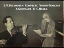 Complete Violin Sonatas 1957
