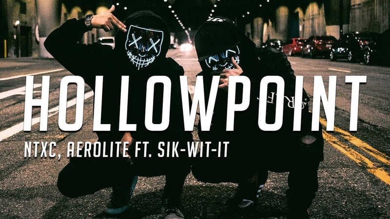 HARDSTYLE ◉ NTXC, Aerolite Ft. Sik-Wit-It - Hollowpoint [Harsh Records]