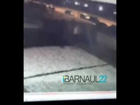 Драка у пивбара Barnaul22