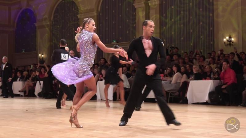 Riccardo Cocchi - Yulia Zagoruychenko (USA) - Disney 2018 - Pro Latin | SF Jive