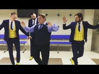 Репетиция Сборной Забайкальского края и Дмитрия Колчина