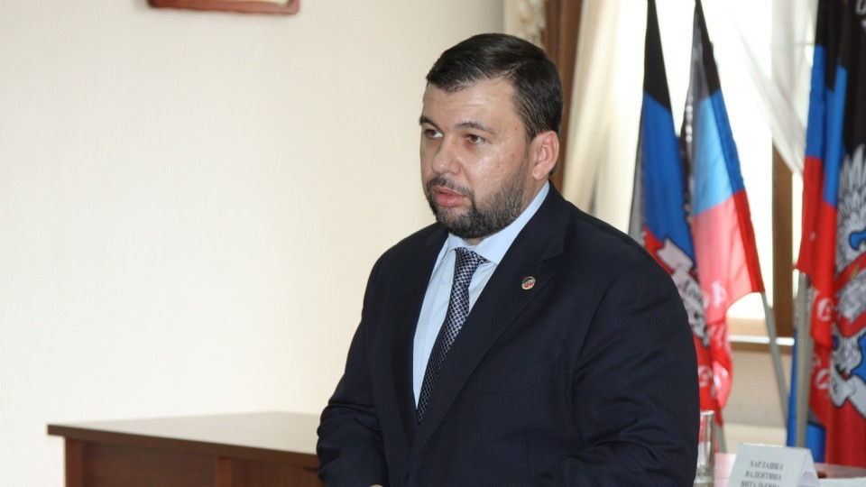 Пушилин поручил обеспечить ДНР техникой и провести ремонт дорог