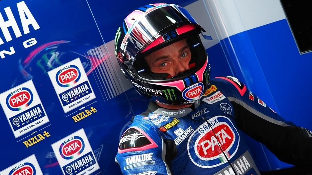 Алекс Лоуэс уйдёт из команды Yamaha в конце сезона