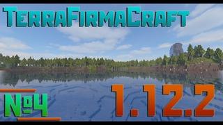 ОГРЕСИВНЫЕ МЕДВЕДИ, ЗОЛОТО И СВИНЬИ | TerraFirmaCraft