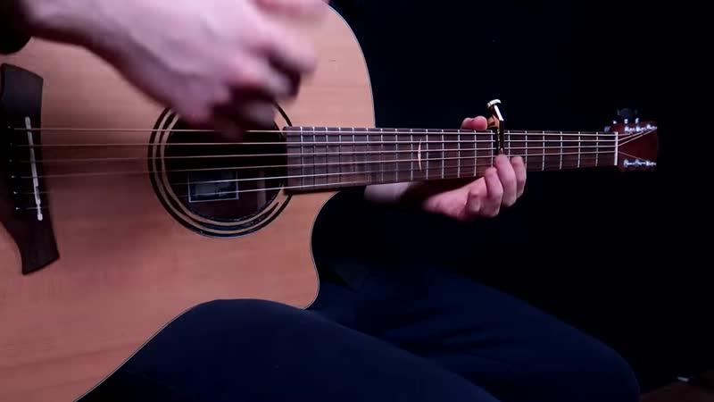 Artem Mironenko 10 песен с КАПОДАСТРОМ на гитаре