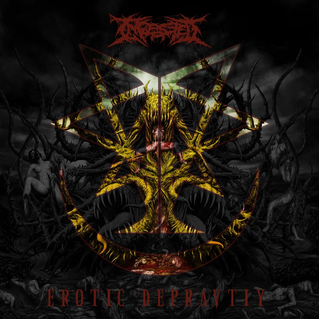 Ingested - Erotic Depravity [single] (2019)
